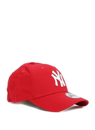 New Era New Era New York Yankees  Kadın Şapka 101641674 Kırmızı